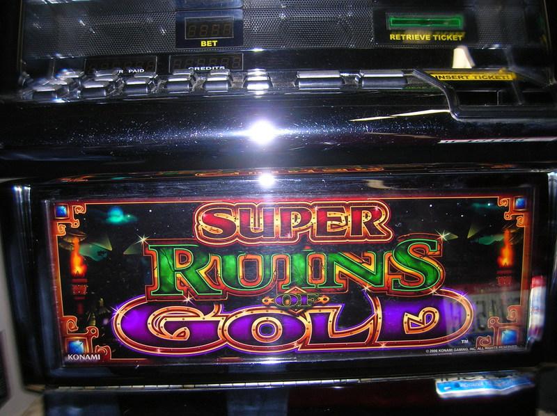 Double D Slots Llc Super Ruins Of Gold