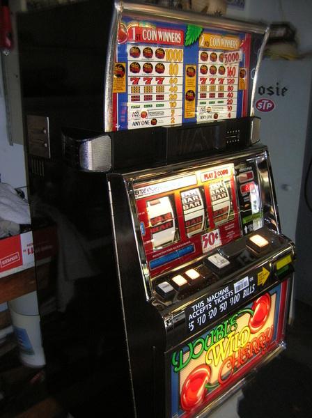 Aristocrat poker machines