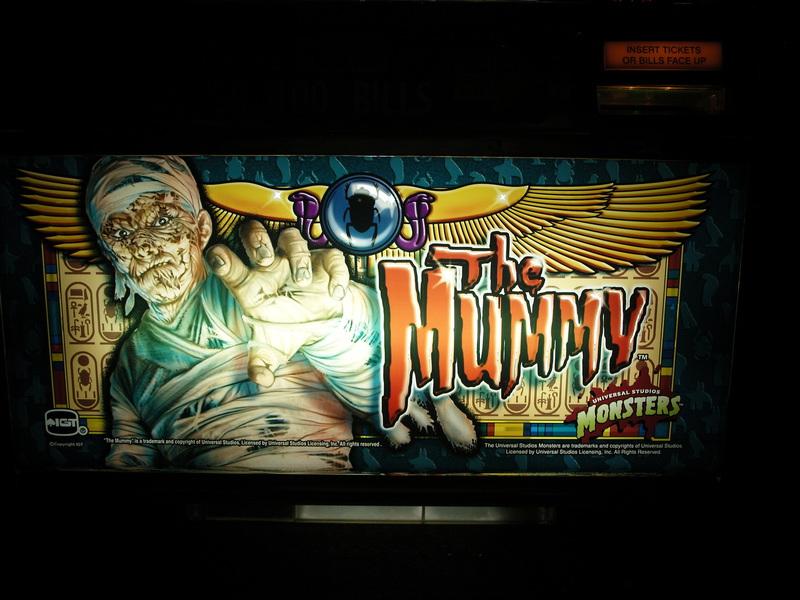 Black Mummy Slot Machine